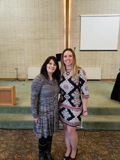 Melissa Ordination Service